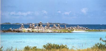 view of los roques